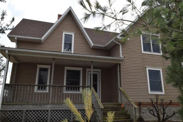 5599 Sanilac Road W, Marlette Twp, MI 48453 (#217106426) :: Duneske Real Estate Advisors