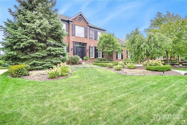 16181 Crystal Downs E, Northville Twp, MI 48168 (#217106753) :: RE/MAX Classic