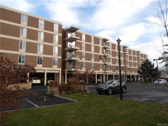 600 W Brown Street #108, Birmingham, MI 48009 (#217107399) :: Duneske Real Estate Advisors