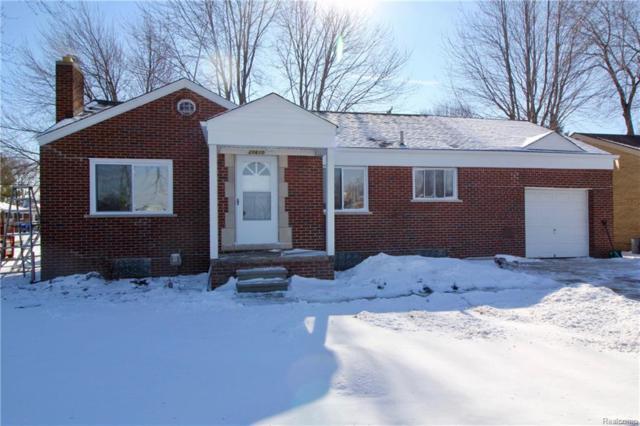 20610 E 11 MILE Road, Saint Clair Shores, MI 48081 (#217107501) :: Duneske Real Estate Advisors