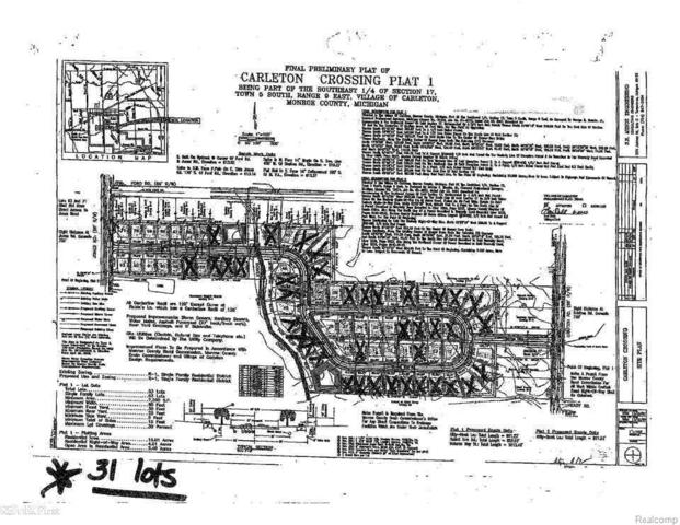 750 Rabbit Run, Carleton, MI 48117 (#58031336494) :: RE/MAX Nexus