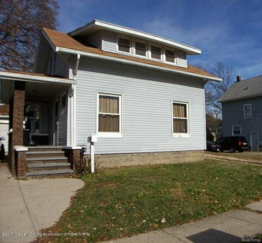 1349 Eureka Street, Lansing, MI 48912 (MLS #630000221783) :: The Toth Team
