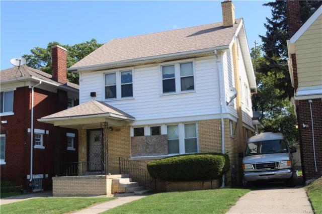 9350 Wildemere Street, Detroit, MI 48206 (#217108135) :: The Buckley Jolley Real Estate Team