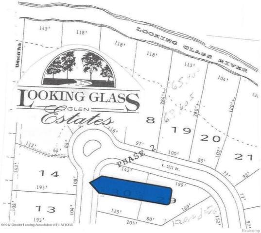 514 Looking Glass Glenn, Dewitt, MI 48820 (MLS #630000217364) :: The Toth Team