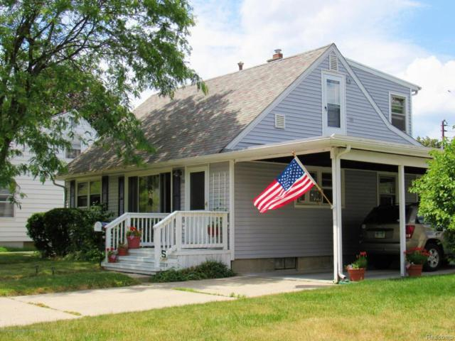 1700 Victor Avenue, Lansing, MI 48910 (#630000217068) :: RE/MAX Vision