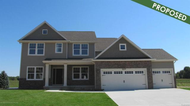7427 Cedar Ridge Drive, Portland Twp, MI 48875 (#630000220589) :: Duneske Real Estate Advisors