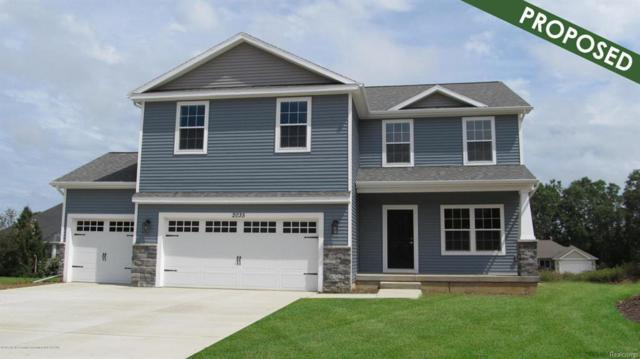 4 Ironstone Drive, Eaton Twp, MI 48821 (MLS #630000220927) :: The Toth Team