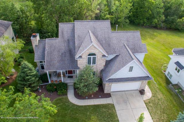 3537 Breezy Point Drive, Meridian Charter Twp, MI 48864 (MLS #630000221475) :: The Toth Team
