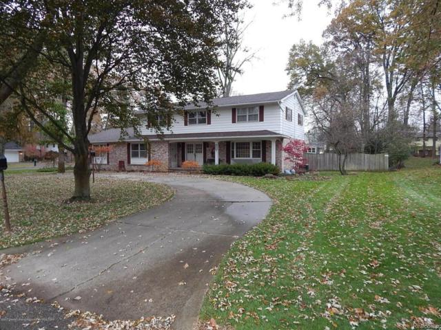 1903 Yuma Trail, Meridian Charter Twp, MI 48864 (MLS #630000221698) :: The Toth Team