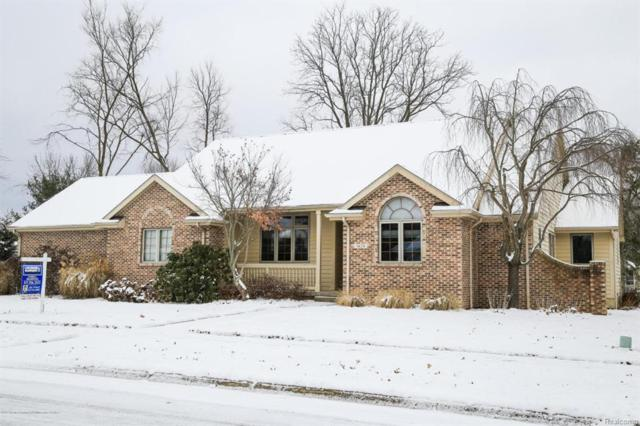 5620 White Ash, Meridian Charter Twp, MI 48840 (MLS #630000221543) :: The Toth Team