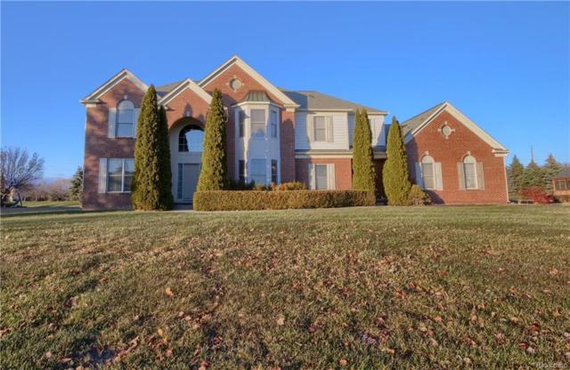 11489 Fellows Creek Drive, Plymouth Twp, MI 48170 (MLS #217108745) :: The Toth Team