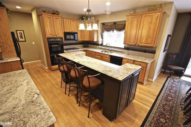 3871 White Tail Dr, Oakland Twp, MI 48306 (MLS #58031336723) :: The Toth Team