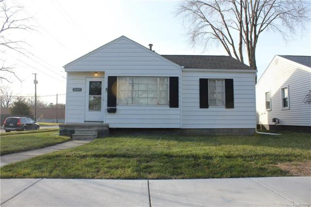 26305 Hampden Street, Madison Heights, MI 48071 (#217109412) :: RE/MAX Vision
