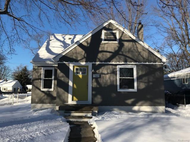 360 Tecumseh Street, Clawson, MI 48017 (#217109664) :: RE/MAX Vision