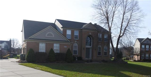 49167 Wooster Court, Canton Twp, MI 48188 (#217109775) :: RE/MAX Classic