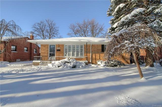 8439 Whitefield Street, Dearborn Heights, MI 48127 (#217109802) :: RE/MAX Classic