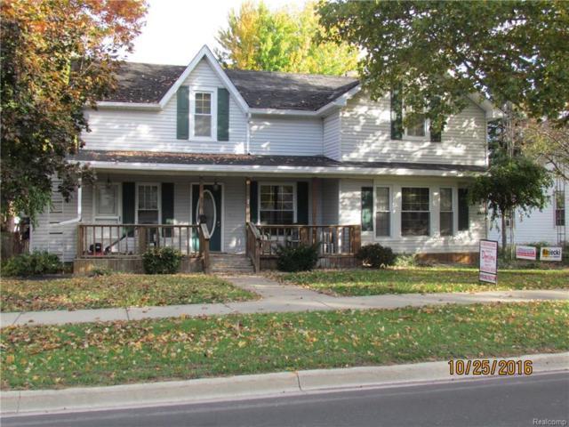 6380 Marlette Street, Marlette, MI 48453 (#217109959) :: Duneske Real Estate Advisors