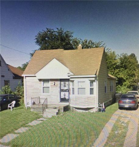 3346 S Bassett Street, Detroit, MI 48217 (#217110038) :: Duneske Real Estate Advisors