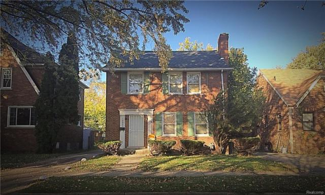 10800 Haverhill Street, Detroit, MI 48224 (#217110041) :: RE/MAX Classic