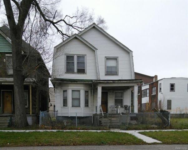 556 E Bethune Street, Detroit, MI 48202 (#217110048) :: Simon Thomas Homes