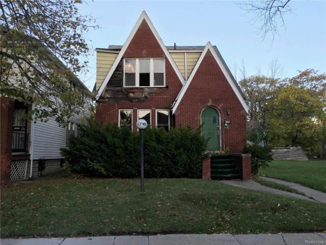 7716 Prairie Street, Detroit, MI 48210 (#217110170) :: RE/MAX Classic