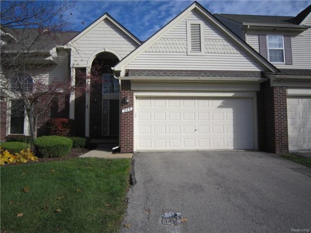 303 Concord Drive, Canton Twp, MI 48188 (#217110458) :: Duneske Real Estate Advisors
