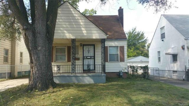 3524 S Bassett Street, Detroit, MI 48217 (#217110922) :: Duneske Real Estate Advisors