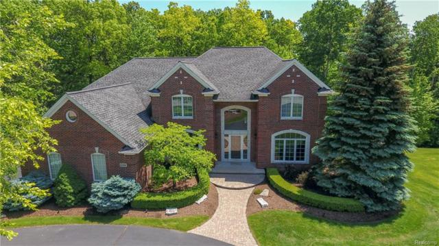 8700 Deerwood Road, Independence Twp, MI 48348 (#217111522) :: The Buckley Jolley Real Estate Team