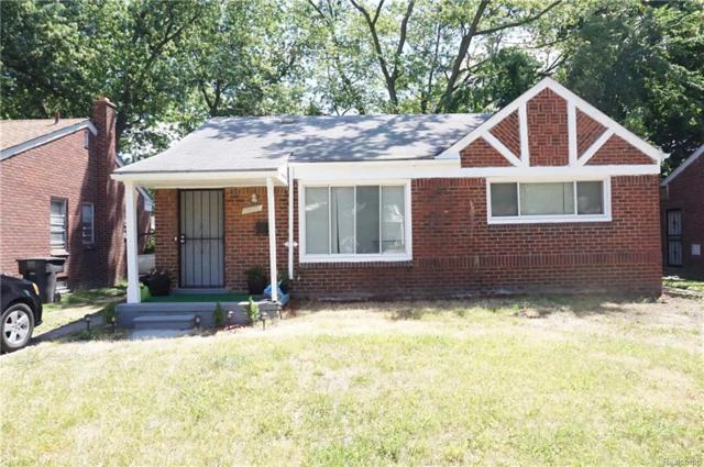 19920 Heyden Street, Detroit, MI 48219 (#217111554) :: Duneske Real Estate Advisors