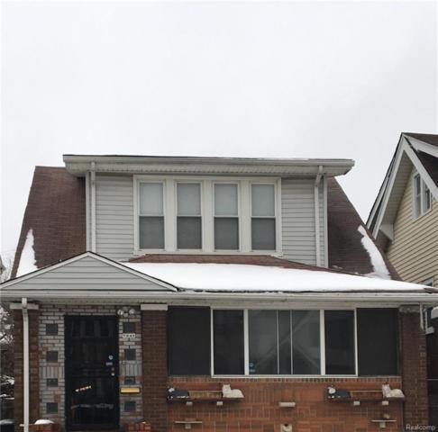 7241 Wykes Street, Detroit, MI 48210 (#217111850) :: RE/MAX Classic