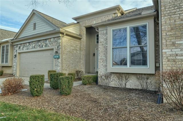 16338 Forest Lake Drive #140, Northville, MI 48168 (#217111916) :: RE/MAX Classic