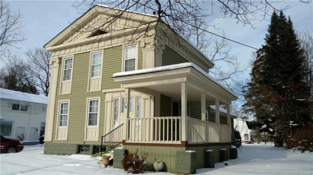 333 E Saint Clair Street, Almont Vlg, MI 48003 (#218000330) :: RE/MAX Classic