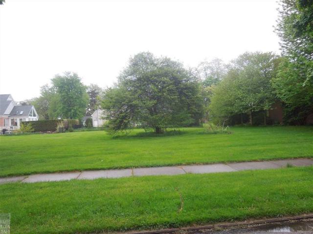 882 Ellair Place   2, Grosse Pointe Park, MI 48230 (MLS #58031337547) :: The Toth Team