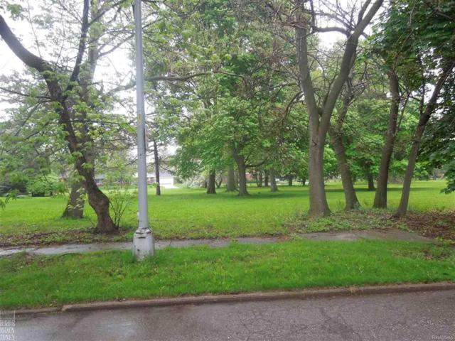 870 Ellair Place, Grosse Pointe Park, MI 48230 (MLS #58031337548) :: The Toth Team