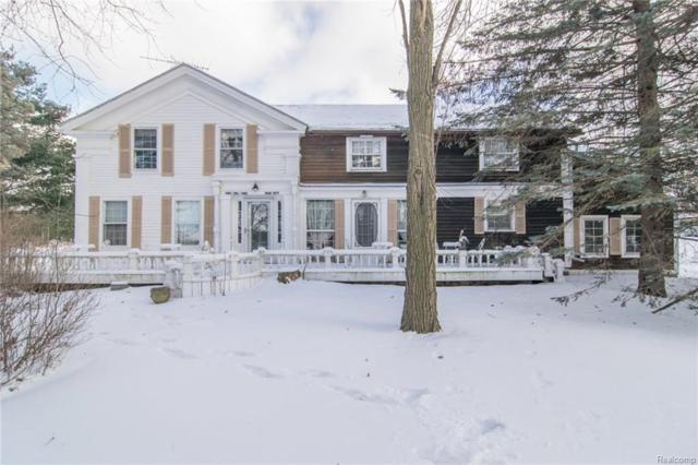 11100 Buckhorn Lake Road, Rose Twp, MI 48442 (#218000503) :: RE/MAX Classic