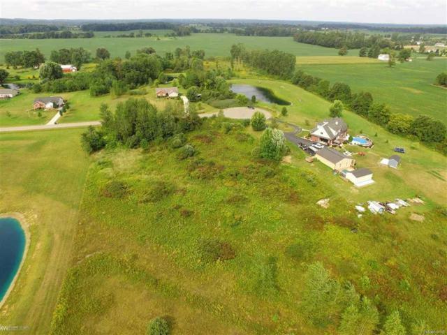 0 Old Farm Trl, Almont Twp, MI 48003 (#58031337560) :: Metro Detroit Realty Team | eXp Realty LLC