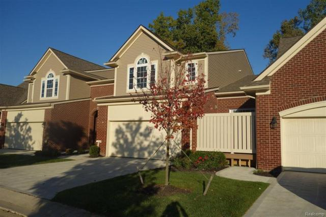 6574 Berry Creek Lane #47, West Bloomfield Twp, MI 48322 (#218001043) :: RE/MAX Classic