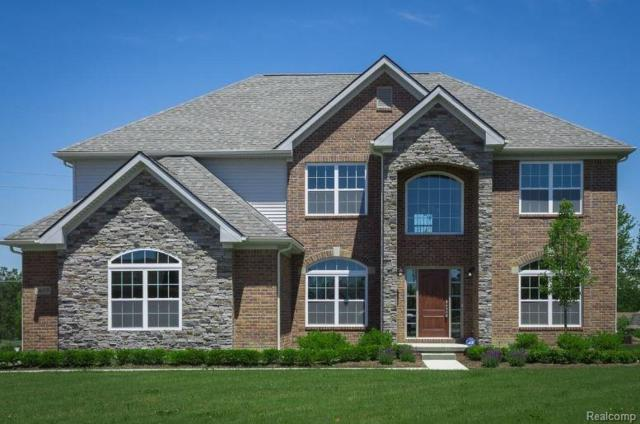 364 Golfside Drive, Oxford Twp, MI 48371 (#218001085) :: The Buckley Jolley Real Estate Team