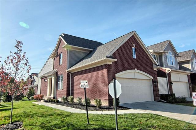 6592 Berry Creek Lane #44, West Bloomfield Twp, MI 48322 (#218001219) :: RE/MAX Classic
