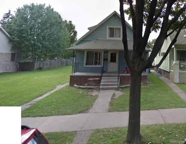 7427 Williamson St, Dearborn, MI 48126 (#218001412) :: RE/MAX Classic