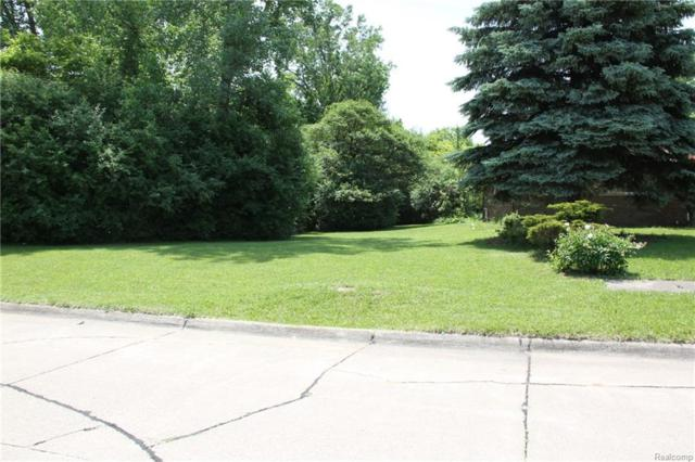 00000 Coral Gables, Southfield, MI 48076 (MLS #218001445) :: The Toth Team