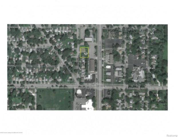 4105 Glenwood Avenue, Lansing, MI 48910 (MLS #630000222614) :: The Toth Team