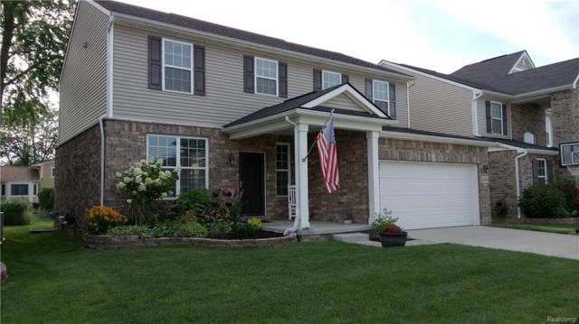 42641 Greystone Drive, Sterling Heights, MI 48313 (#218002138) :: RE/MAX Classic