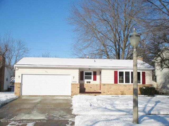 3508 Brisbane Drive, Lansing, MI 48911 (MLS #630000222654) :: The Toth Team