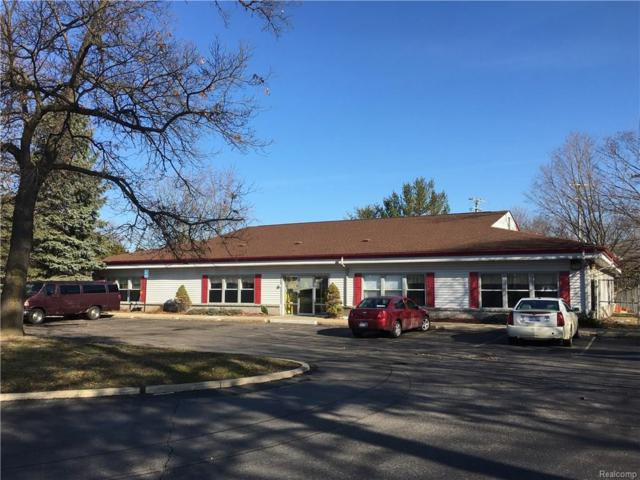 3100 Dixie Highway-A, Waterford Twp, MI 48328 (#218002284) :: RE/MAX Classic