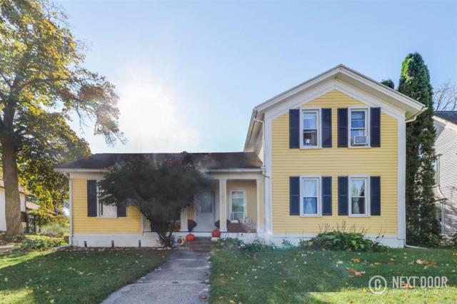 203 W Middle Street, Chelsea, MI 48118 (#543253846) :: RE/MAX Classic