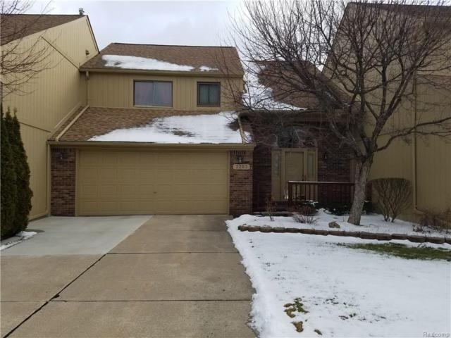 2203 Rochelle Park Drive, Rochester Hills, MI 48309 (#218002494) :: RE/MAX Classic
