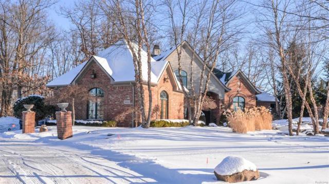 8641 Stoney Creek Drive, Green Oak Twp, MI 48178 (#543253734) :: RE/MAX Classic