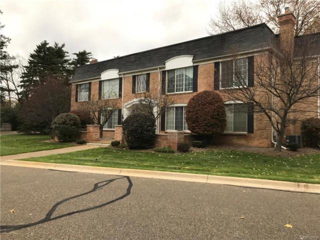 150 E Long Lake Road #5, Bloomfield Hills, MI 48304 (#218002625) :: RE/MAX Nexus