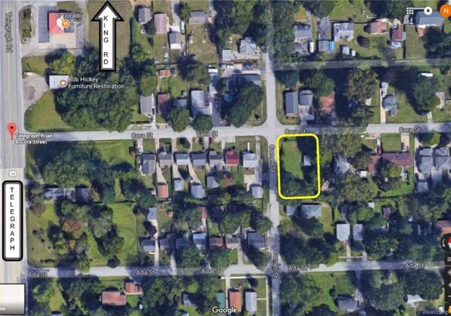 23751 Cora Street, Brownstown Twp, MI 48183 (MLS #218003470) :: The Toth Team